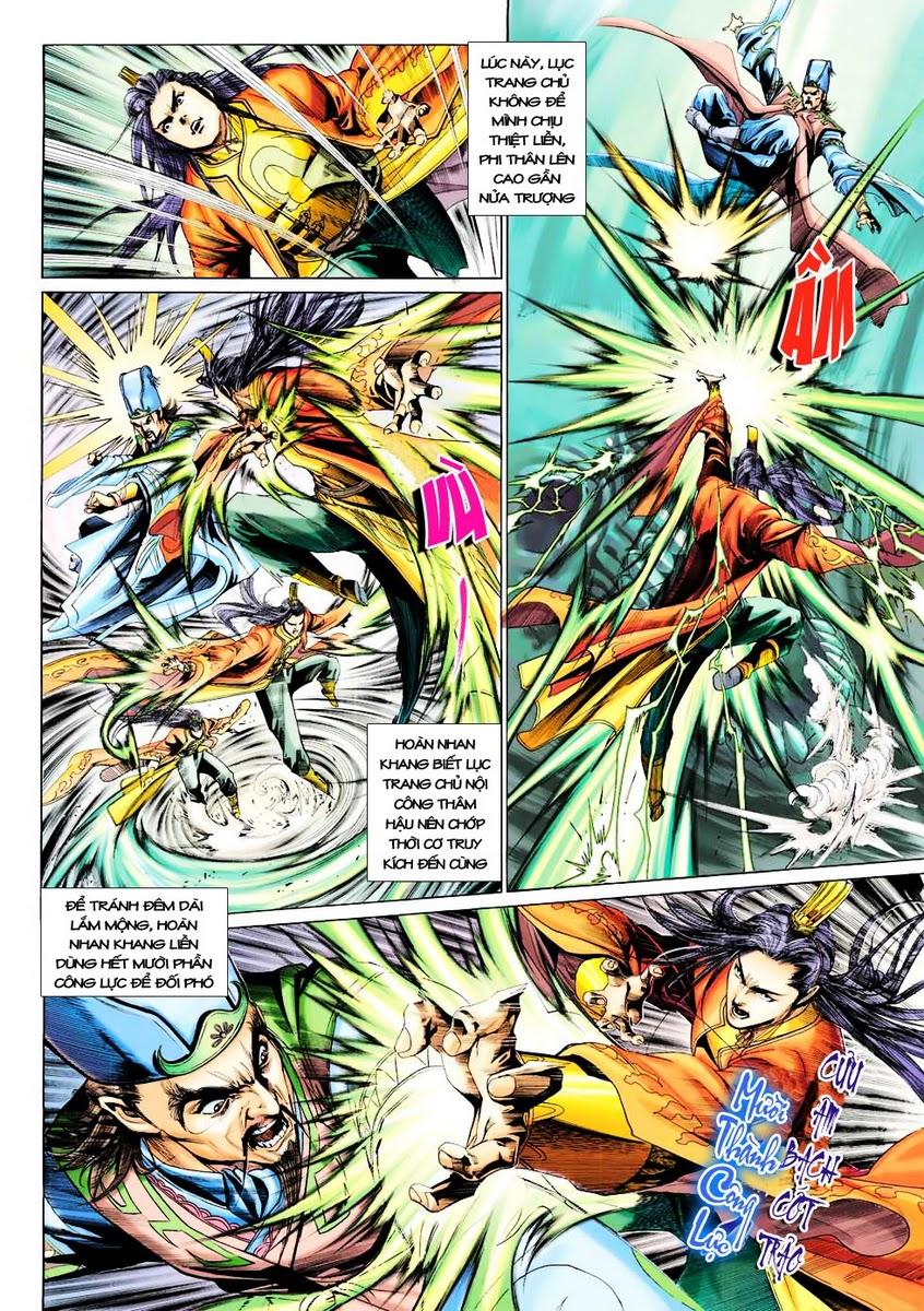 Anh Hùng Xạ Điêu anh hùng xạ đêu chap 28 trang 16