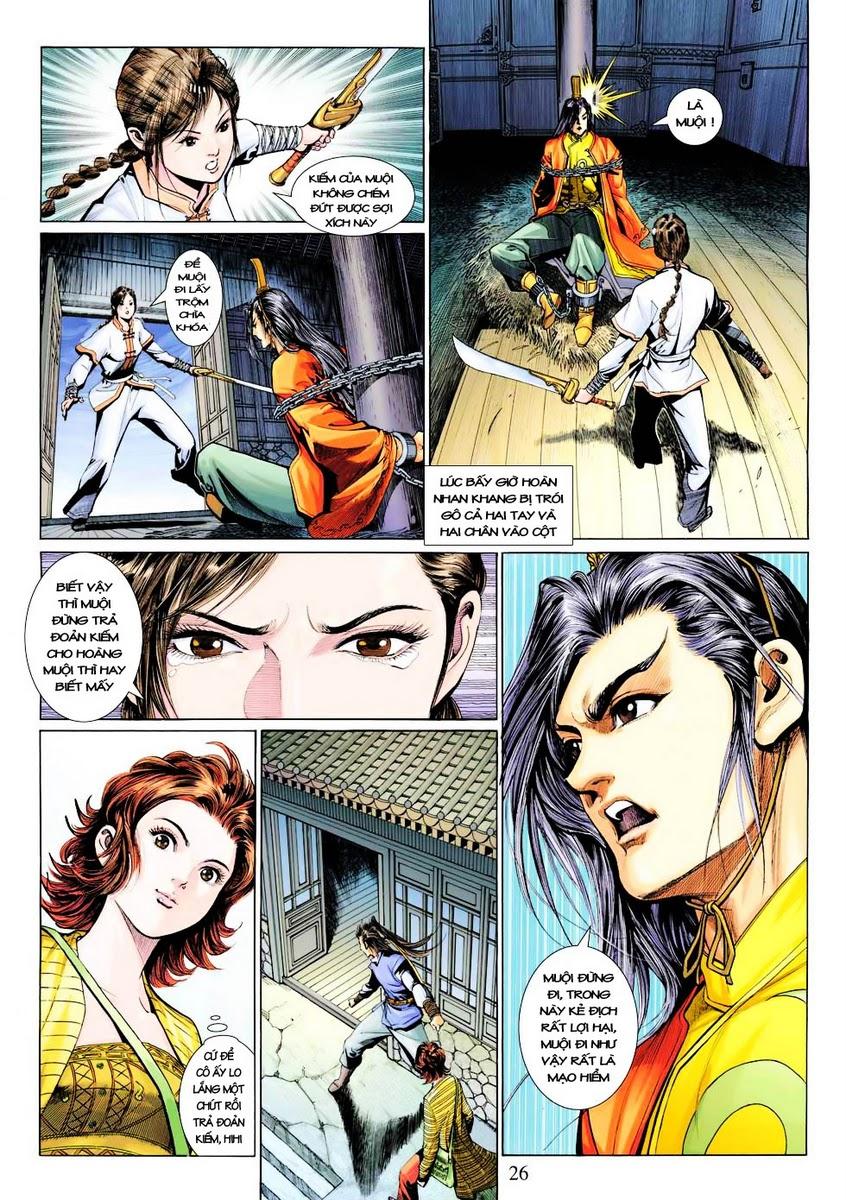 Anh Hùng Xạ Điêu anh hùng xạ đêu chap 28 trang 26