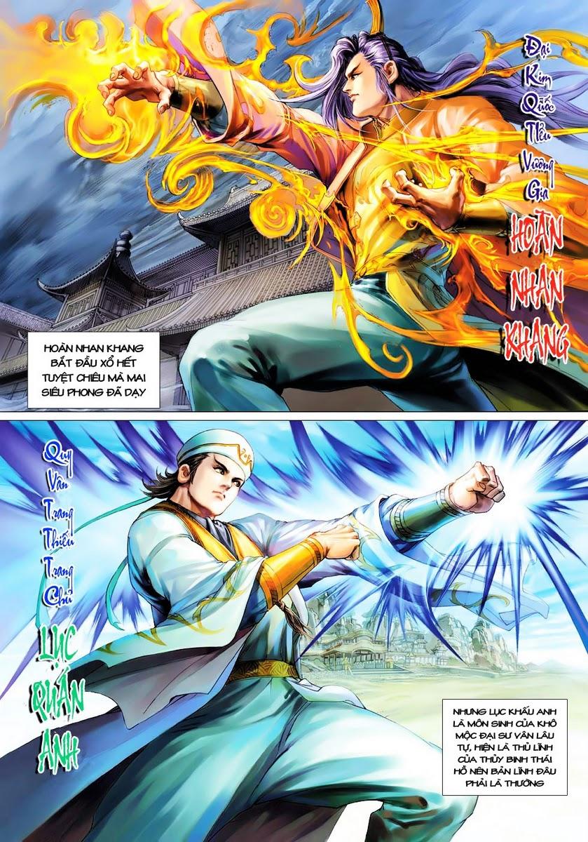 Anh Hùng Xạ Điêu anh hùng xạ đêu chap 28 trang 2