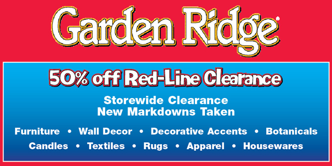 garden ridge coupons dig coupons fyi garden ridge 50 line 10256