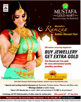 Mustafa forex gold rate