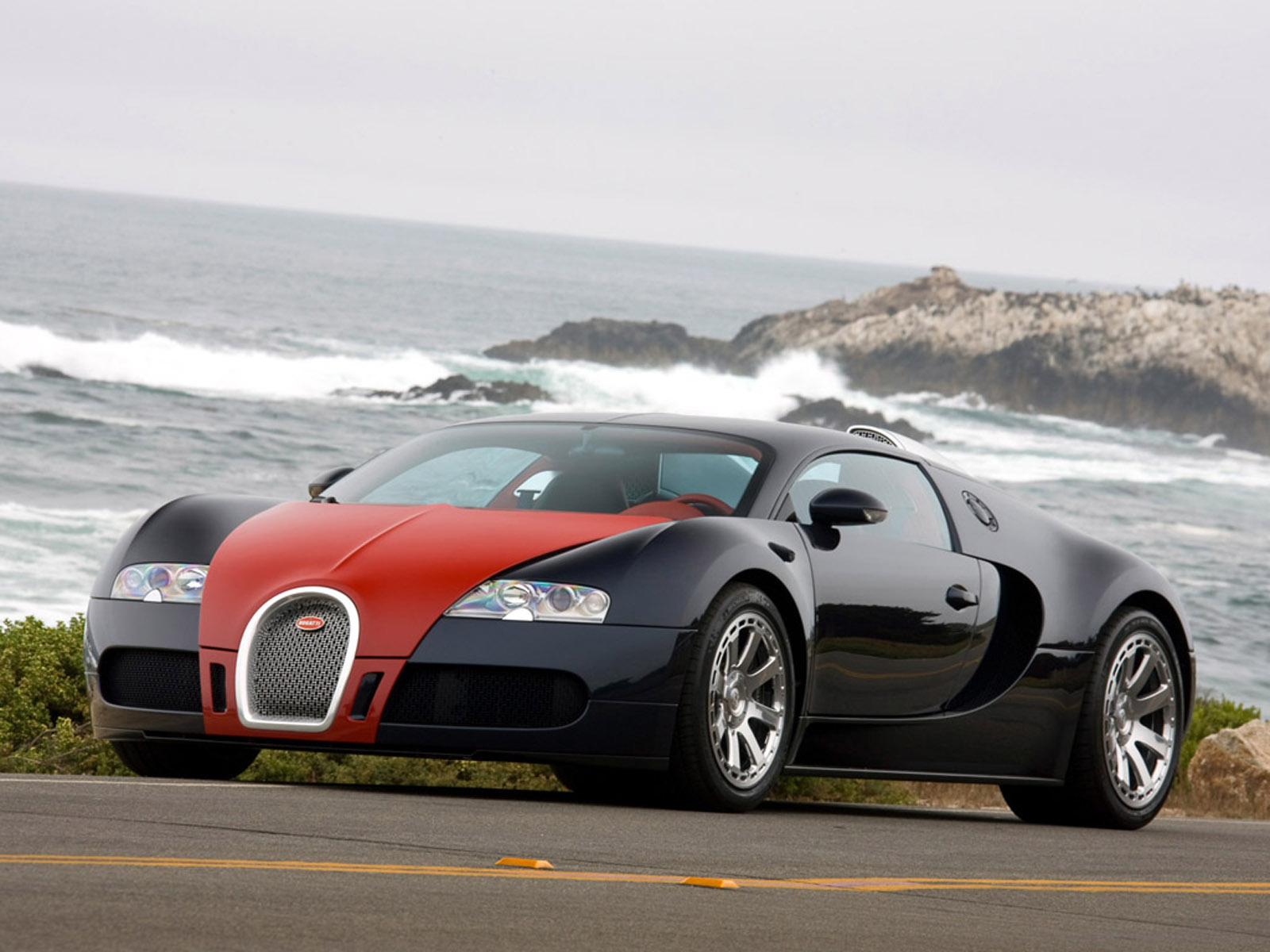 New Bugatti Veyron - World's Fastest Road Car