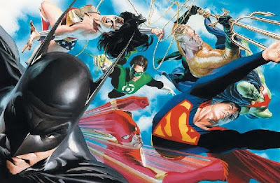 Liga da Justiça O Filme
