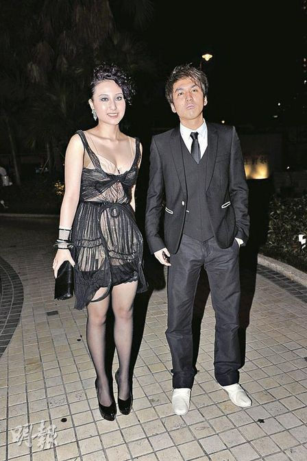 Pretty Eastern Celebrity Style Florinda Ho 何超雲