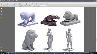 Michael Bao - Digital Collaboration Studio: Gargoyle - 3ds Max