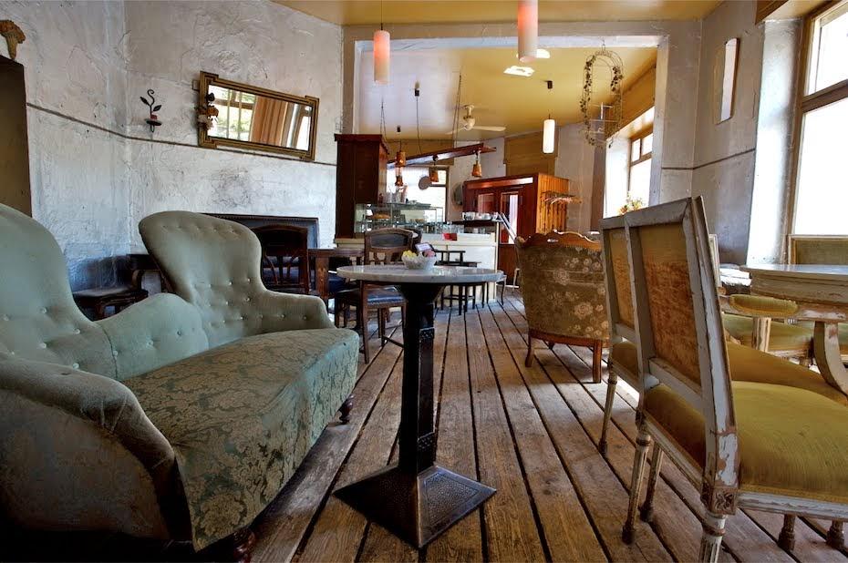 CAFE KULTUR BERLIN: Wohnzimmer, Prenzlauer Berg