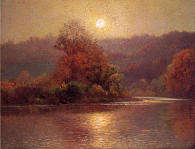 John Ottis Adams 1851 1927 American Impressionist
