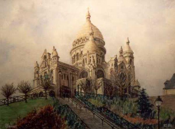The Sugar Head Of Sacre Coeur Blog Of An Art Admirer
