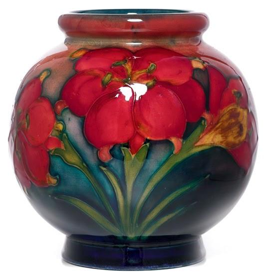 Moorcroft Pottery Blog Of An Art Admirer