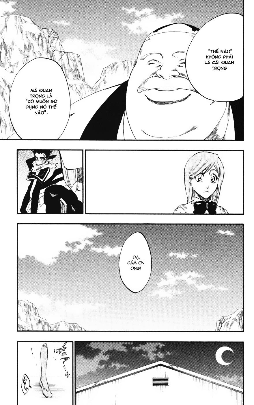 Bleach chapter 228 trang 18