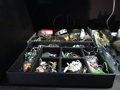 organized armoire, jewelry armoire, diydesignfanatic.com, bling-eez,cottage, organization, organize