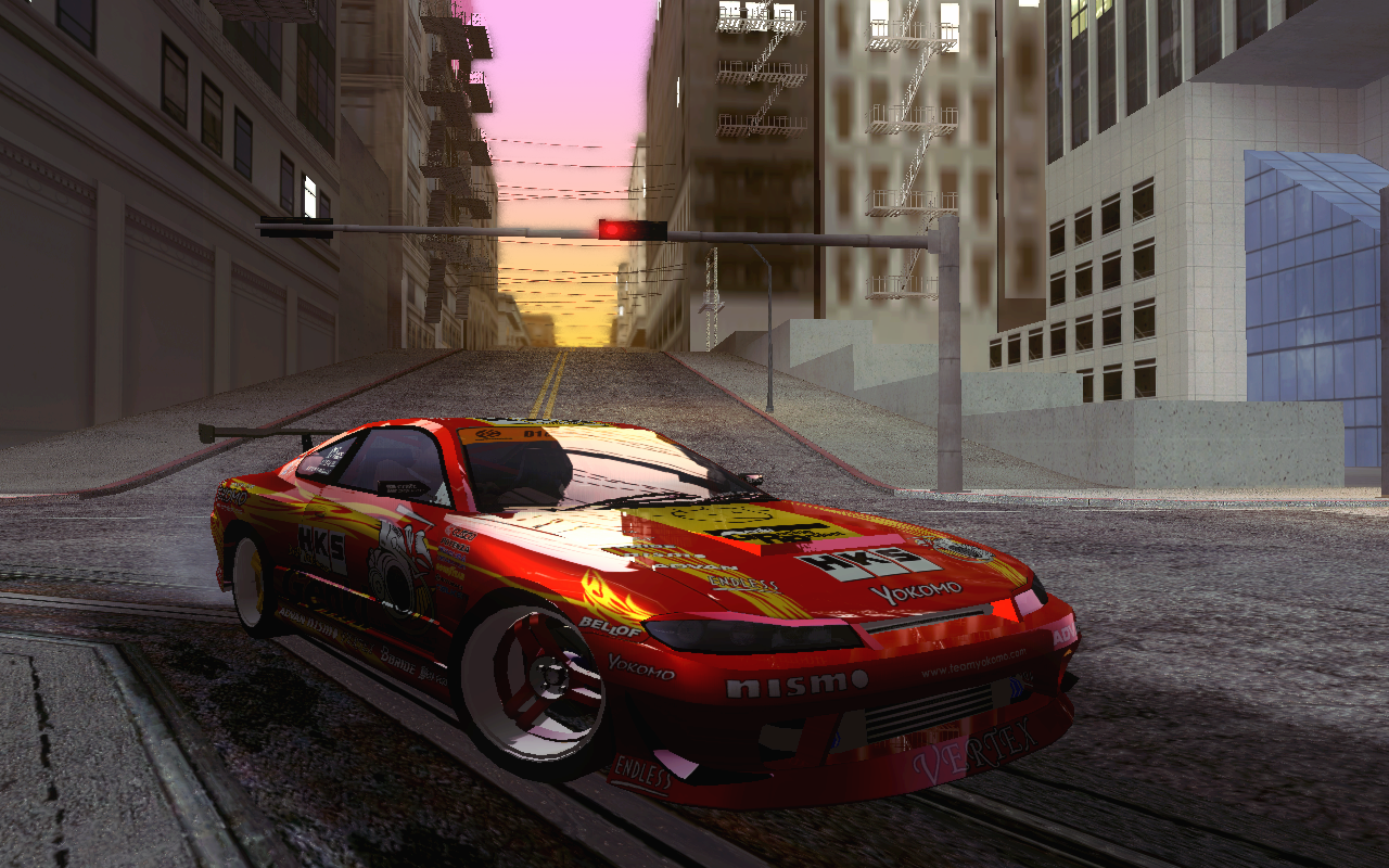 KEISUKE GTA MODDING: [Finished   Convert] rFactor OBS Drift