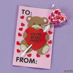 Preescolares Manualidades San Valentin