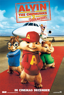 Jonny S Movee Movie Review Alvin And The Chipmunks The