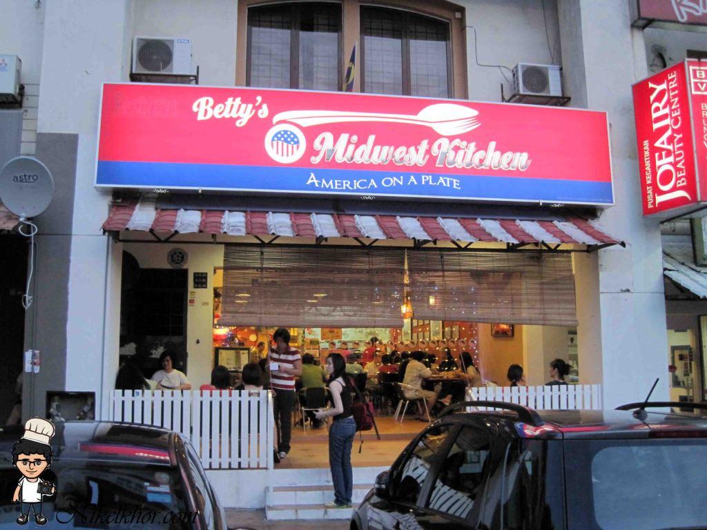 Betty S Midwest Kitchen Aman Suria Damansara Pj Nikel Khor Papago Kaki