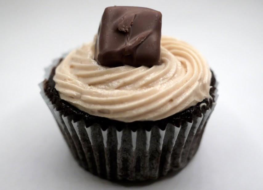 Bake Llc Chocolate Cinnamon Cupcakes With Peanut Butter