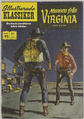 sports shoes 0f7ed eed73 ... som Cowboy, Illustrerade Klassiker, Tomahawk, och även av en film med  Bob Hope, som jag sett på bio med mina föräldrar, i vilken han deltar i ett  ...