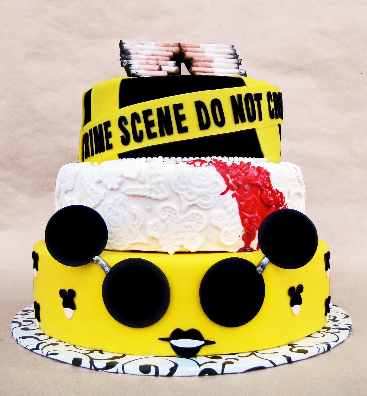Cake Hero: Lady Gaga Cake