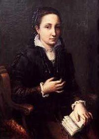 Autoportrait, Lucia Anguissola