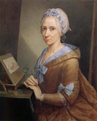 Autoportrait, Anna Bacherini Piattoli