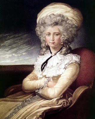 Autoportrait (1787), Maria Cosway