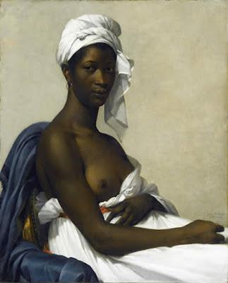 Portrait d'une négresse (1800), Marie-Guillemine Benoist