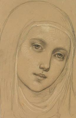 Portrait d'une nonne, Anna Maria Ellenrieder