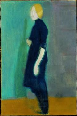Jeune Fille (1915), Helene Schjerfbeck
