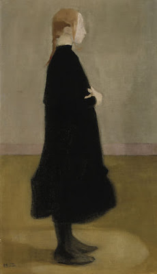 L'Ecolière (1908), Helene Schjerfbeck