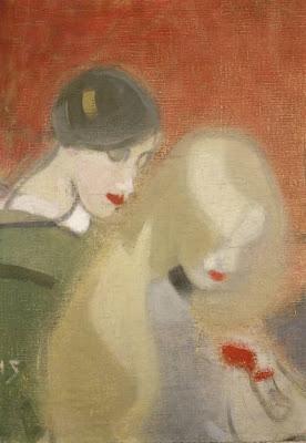 Jovenes (1915), Helene Schjerfbeck