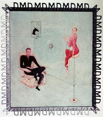 Portrait de Marcel Duchamp, Florine Stettheimer