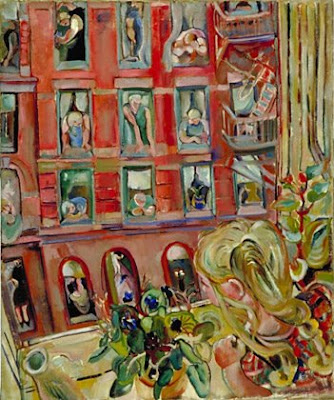 Young Girl at the Window, Pegi Nicol MacLeod