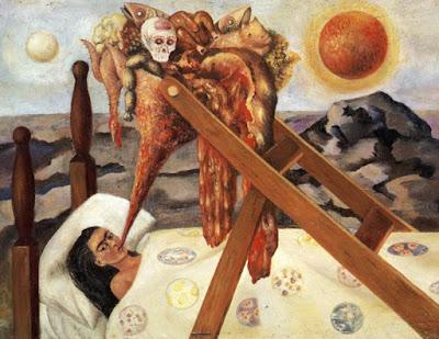 Sans Espoir (1945), Frida Kahlo