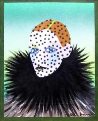 Mystery is a Veil (1972), Kiki Kogelnik