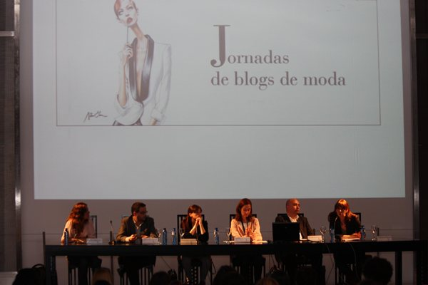 jornadas sobre blogs de moda