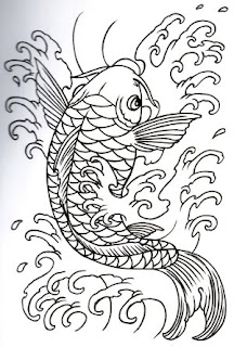 Chinese Characters Tattoos Japanese Tattoos With Image Japanese Koi