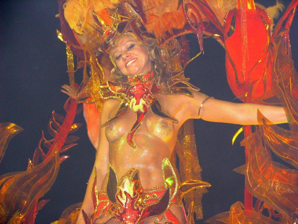 Rio De Janeiro Carnival Nude Pictures