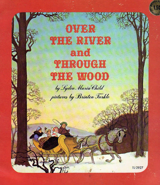 Vintage Kids' Books My Kid Loves: Over the River and ...
