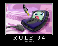 Rule # 34