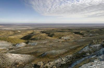 aral sea 07 Aral Sea, Laut Yang Mengering
