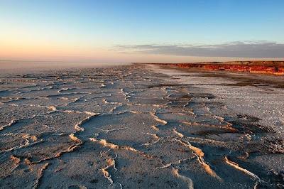 aral sea 06 Aral Sea, Laut Yang Mengering