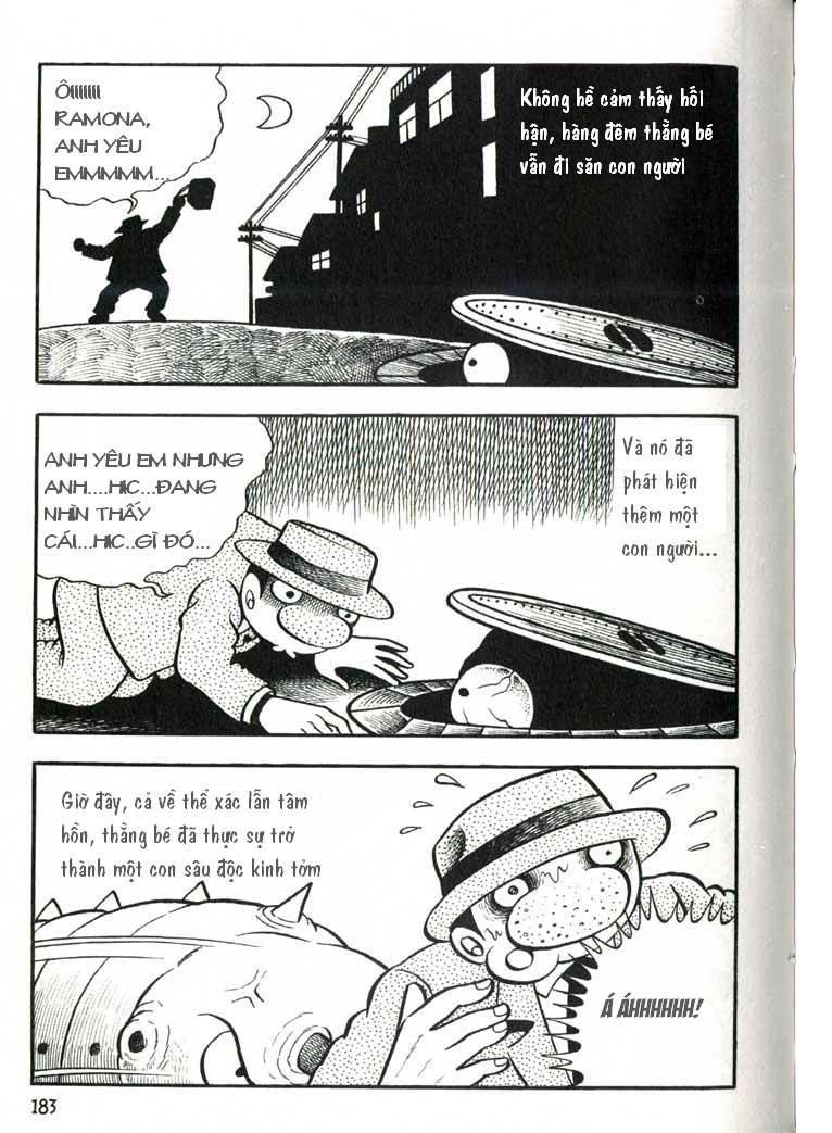 The Bug Boy chap 6 end trang 6
