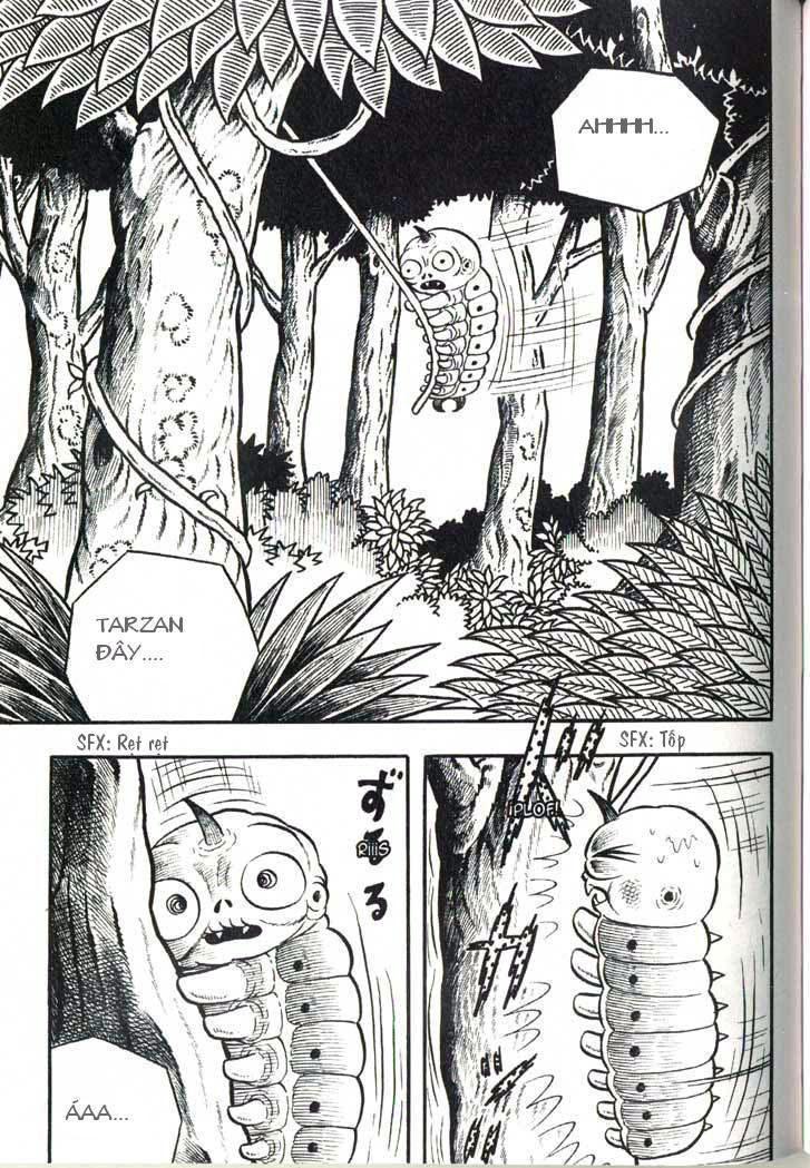 The Bug Boy chap 4 trang 32
