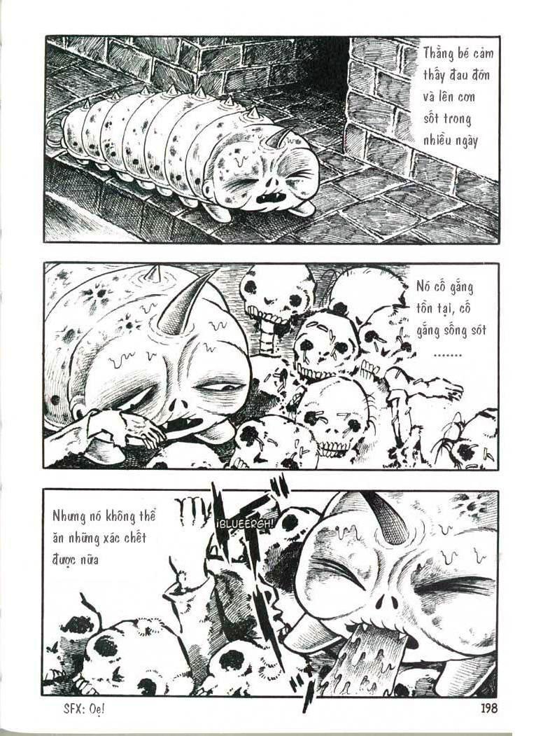 The Bug Boy chap 6 end trang 21