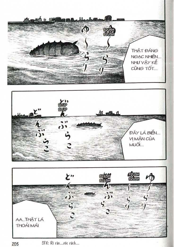 The Bug Boy chap 6 end trang 28