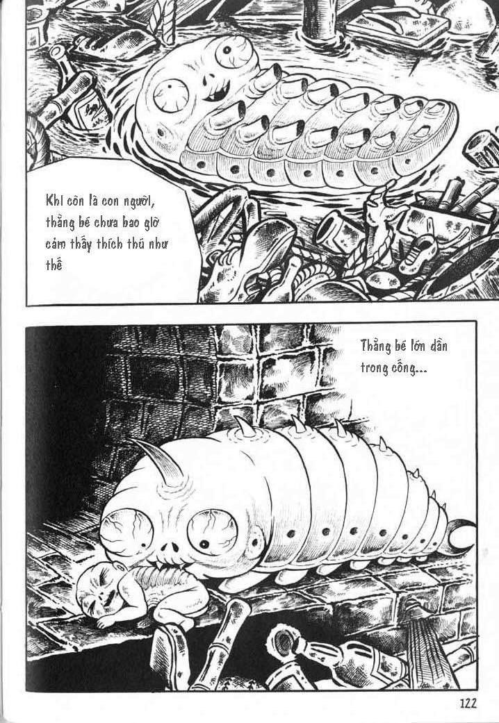 The Bug Boy chap 4 trang 14