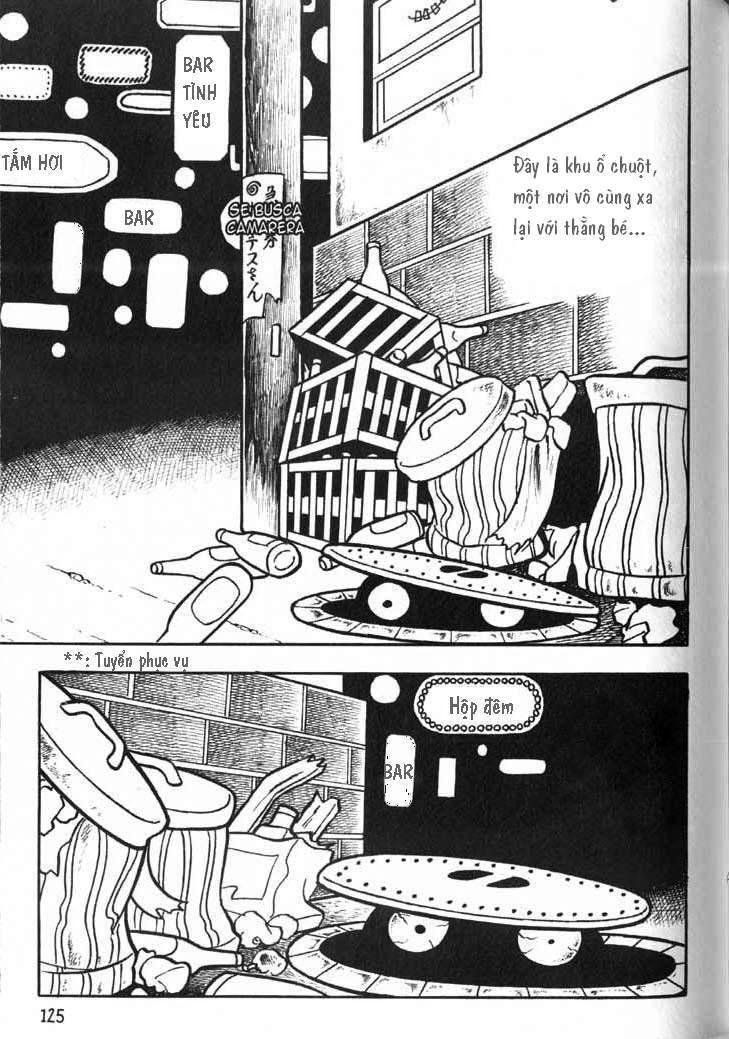 The Bug Boy chap 4 trang 17