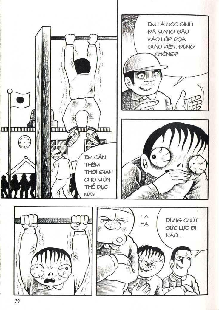 The Bug Boy chap 1 trang 23