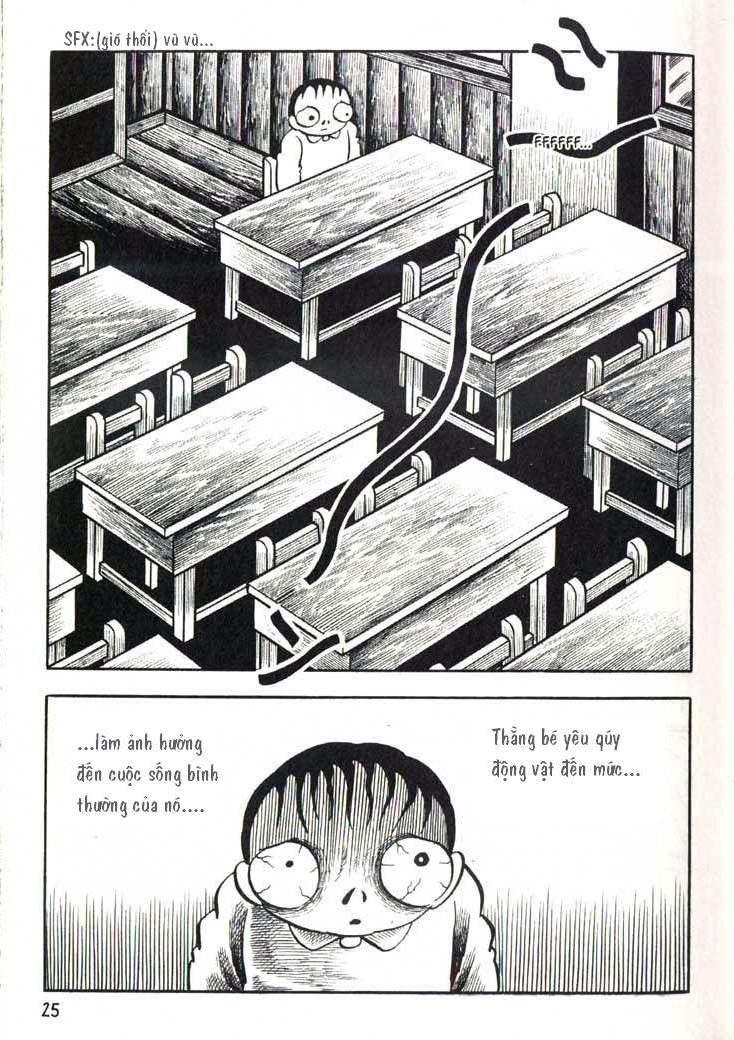 The Bug Boy chap 1 trang 22