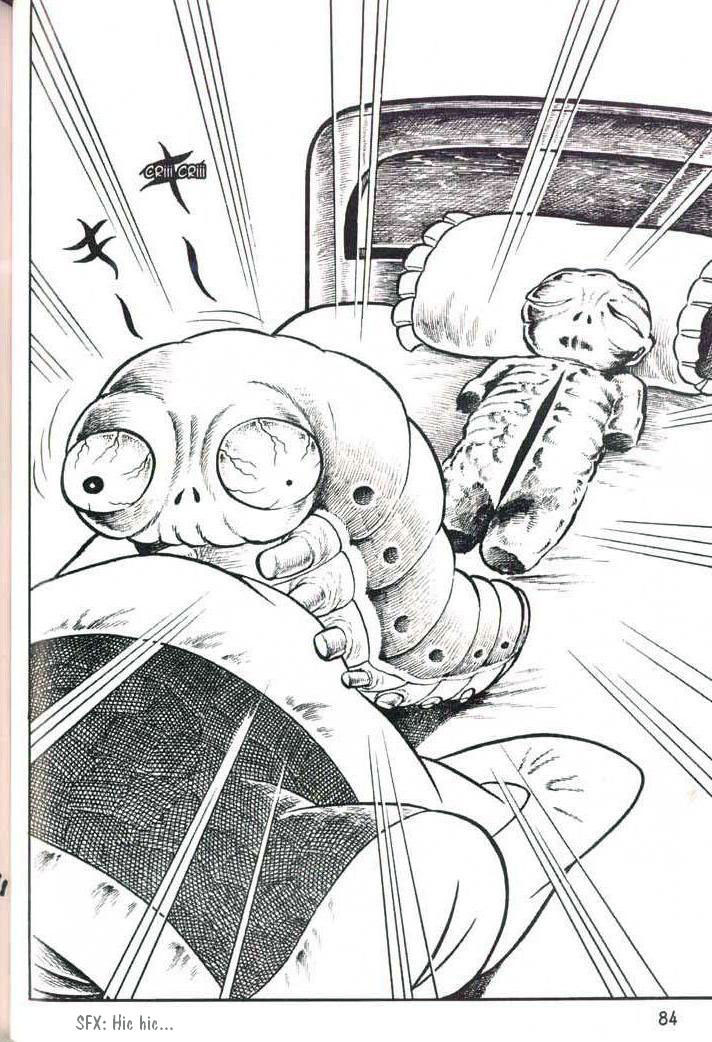 The Bug Boy chap 3 trang 23